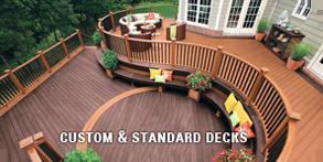 Custom & Standard Decks