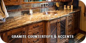 Granite Countertops & Accents